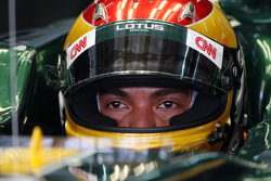 Fairuz Fauzy, Test Driver, Lotus F1 Team