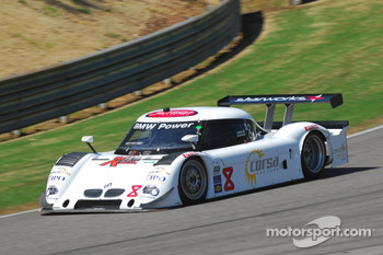 #8 Starworks Motorsports BMW Riley: Ryan Dalziel, Mike Forest