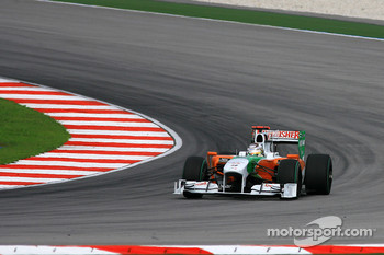 Adrian Sutil, Force India-Mercedes
