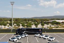 Peugeot service vehicles