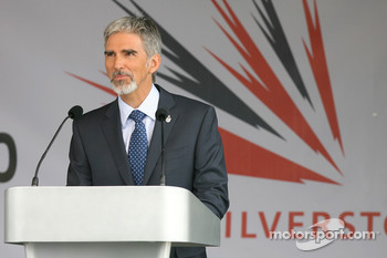 Damon Hill will step down as BRDC President in August