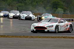 #7 Young Driver AMR Aston Martin DB9: Darren Turner, Tomas Enge