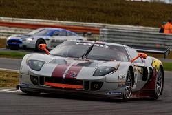 #41 Marc VDS Racing Team Ford GT: Markus Palttala, Renaud Kuppens