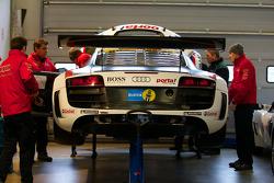#97 Phoenix Racing Audi R8 LMS