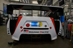 Gazoo Racing Toyota Lexus LF-A