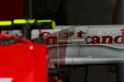 Ferrari extra wing