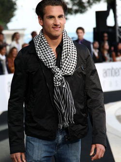 Adrian Sutil, Force India F1 Team, Amber Lounge Fashion Show