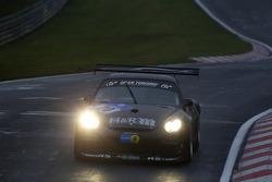 #20 H & R Spezialfedern Porsche GT3 Cup S: Jürgen Alzen, Dominik Schwager, Thomas Jager, Sascha Bert