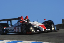 #89 Intersport Racing Oreca FLM09: Mitch Pagerey, Brian Wong, Pascal Ducote