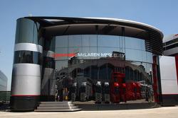 McLaren Motorhome