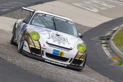 #27 Scuderia Offenbach Porsche 997 Cup: Matthias Weiland, Rodney Forbes