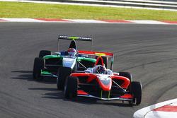 Stefano Coletti leads Ivan Lukashevich