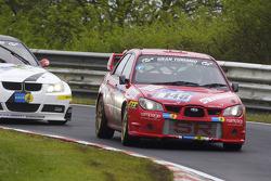 #148 Subaru Impreza: Peter Venn, Mike Rimmer