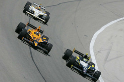 Tomas Scheckter, Dreyer & Reinbold Racing, Simona De Silvestro, HVM Racing, Alex Lloyd, Dale Coyne Racing
