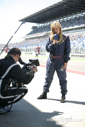 Verona Wriedt, International DTM.TV