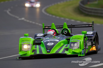 #26 Highcroft Racing HPD ARX.01: David Brabham, Marino Franchitti, Marco Werner