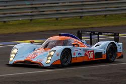 #007 Aston Martin Racing Lola Aston Martin: Harold Primat, Stefan Mücke, Adrian Fernandez
