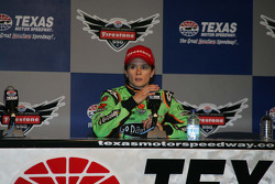 Danica Patrick, Andretti Autosport post race press conference