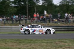 #9 Audi Sport North America Audi R15: Mike Rockenfeller, Timo Bernhard, Romain Dumas