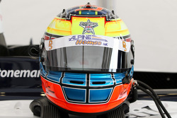 The helmet of Dean Stoneman
