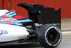 Williams F1 Team, new ring wing