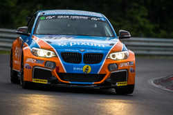 #303 Pixum Team Adrenalin Motorsport, BMW M235i Racing Cup: Норберт Фішер, Крістіан Коннерт, Даніель Зілс, Уве Ебертц