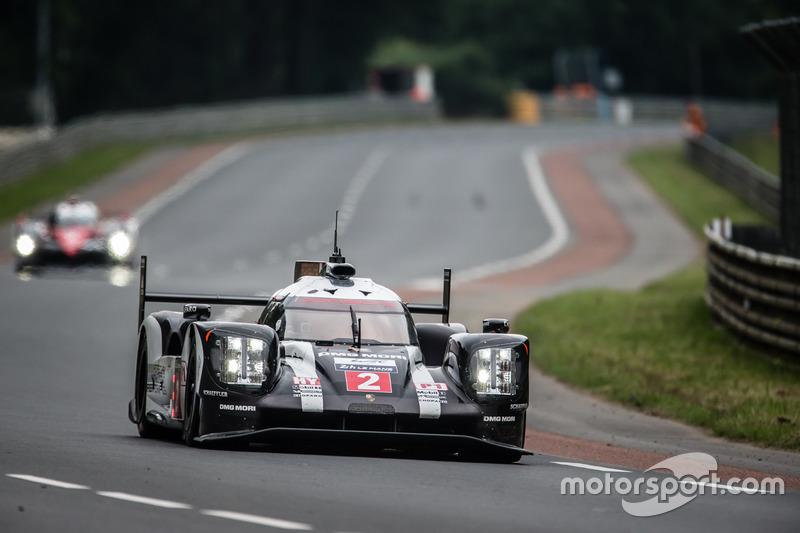LMP1: #2 Porsche Team, Porsche 919 Hybrid