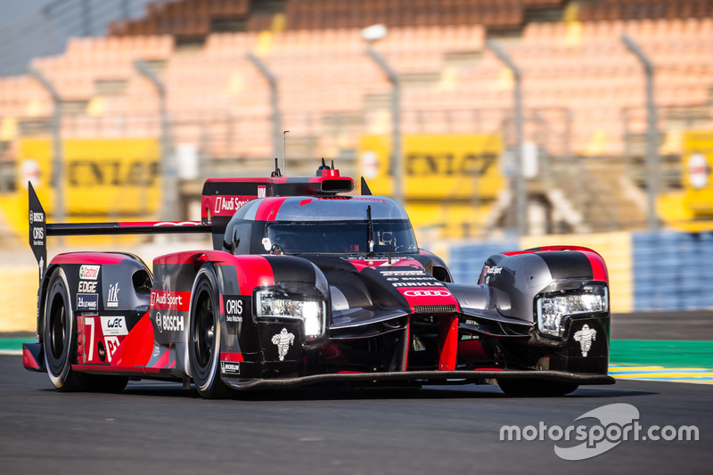 LMP1: #7 Audi Sport Team Joest, Audi R18 e-tron quattro