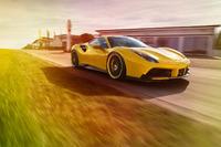 Auto Photos - Ferrari 488 GTB de Novitec Rosso