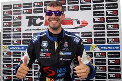 Polesitter Dusan Borkovic, Seat Leon B3 Racing Ungheria