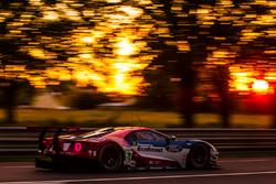#67 Ford Chip Ganassi Racing, Ford GT: Marino Franchitti, Andy Priaulx, Harry Tincknell