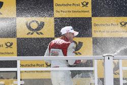 Подіум: Едоардо Мортара, Audi Sport Team Abt Sportsline, Audi RS 5 DTM