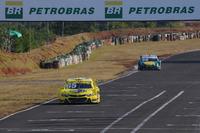 Stock Car Brasil Photos - Max Wilson, Felipe Fraga