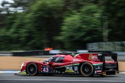 #43 RGR Sport by Morand, Ligier JSP2 Nissan: Ricardo Gonzalez, Filipe Albuquerque, Bruno Senna