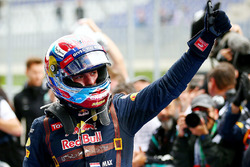Second place Max Verstappen, Red Bull Racing