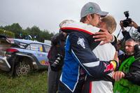 WRC Foto's - Andreas Mikkelsen, Volkswagen Motorsport met Ott Tanak, DMACK World Rally Team