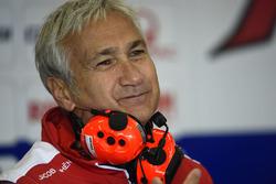 Davide Tardozzi, Ducati team manager