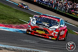 Knockhill BTCC 2011