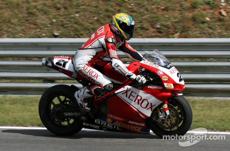 Ducati Xerox Team - Troy Bayliss - 21