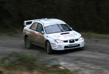 WRC 2008 - David Higgins - 53
