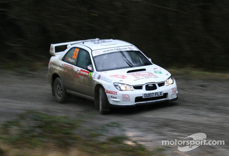 WRC 2008 - David Higgins - 53