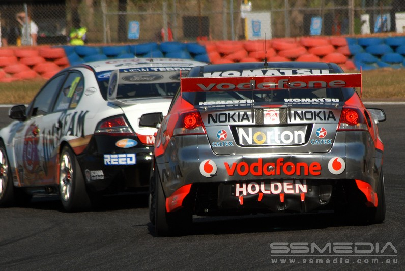 ssMEDIA 2011 Darwin V8SC