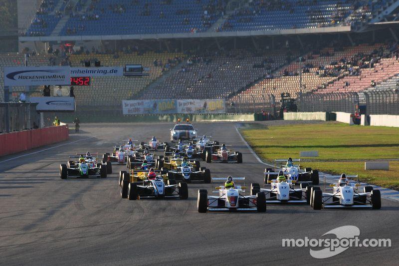 ADAC Formel Masters, Start Race 2