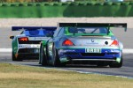 ADAC GT Masters Race 2 - Lunardi / Margaritis  chasing Stuck / Stuck for the lead