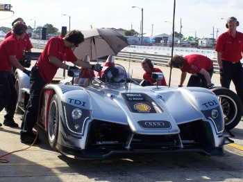 Team Audi LMP