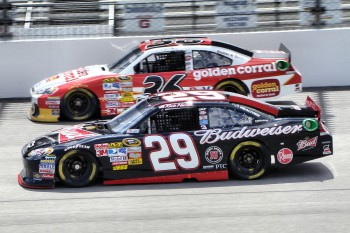 Harvick/Blaney
