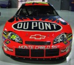 Jeff Gordon - FLAMES!
