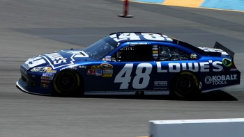 Jimmie Johnson Turn 7