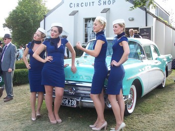 Goodwood Revival.