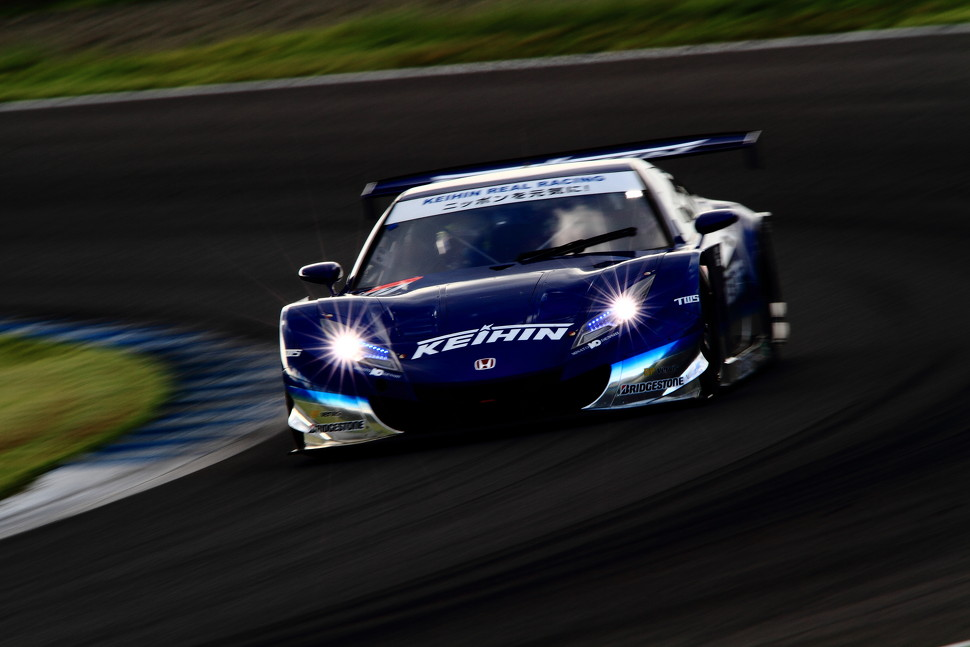 KEIHIN HSV-010 MOTEGI TEST